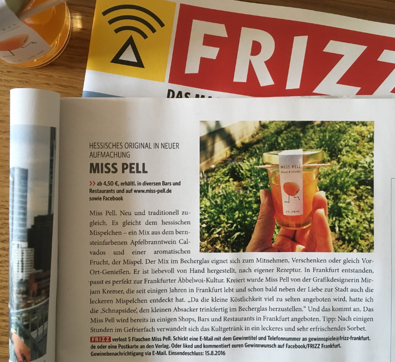 FRIZZ Magazin